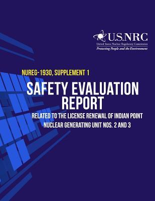 Safety Evaluation Report Related to the License Renewal of Indian Point Nuclear Generating Units Nos. 2 and 3