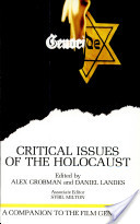 Genocide, Critical Issues of the Holocaust