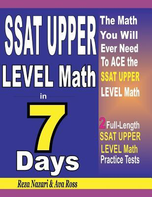 SSAT UPPER LEVEL Mat...