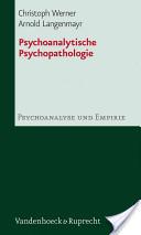 Psychoanalytische Psychopathologie