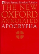 The New Oxford Annotated Apocrypha, New Revised Standard Version