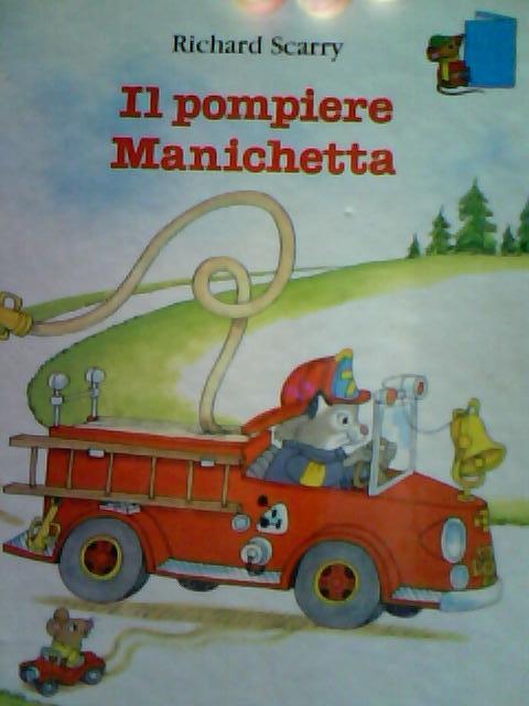 Il pompiere Manichetta