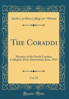 The Coraddi, Vol. 25