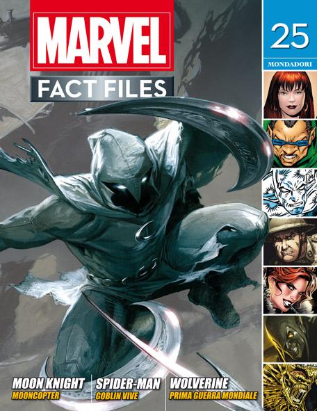 Marvel Fact Files n.14