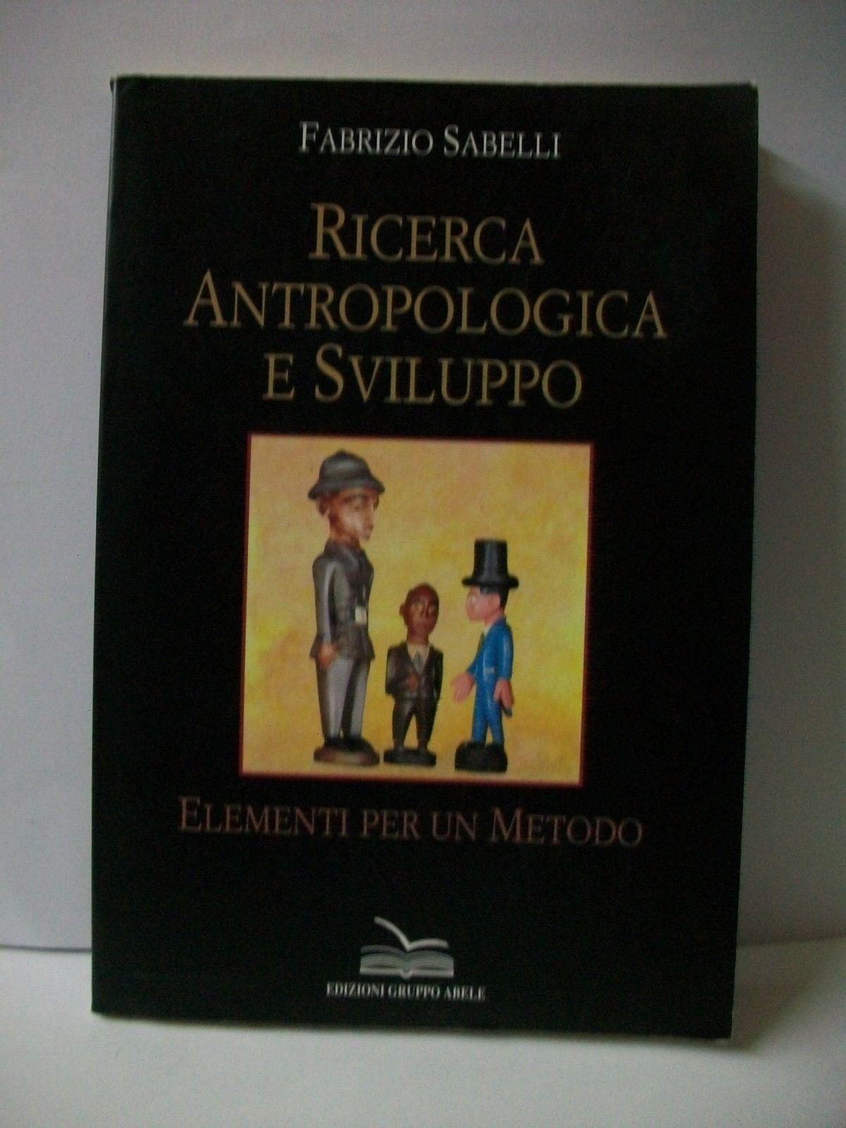 Ricerca antropologica e sviluppo