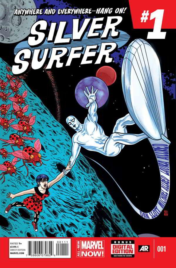 Silver Surfer Vol.7 #1