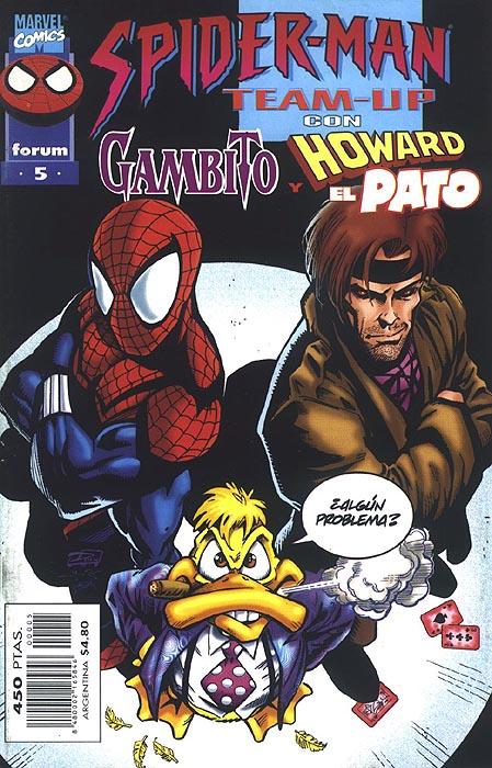 Spiderman Team-Up Vo...