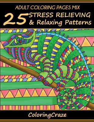 25 Stress Relieving and Relaxing Patterns