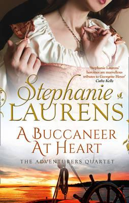 A Buccaneer At Heart (The Adventurers Quartet, Book 2)