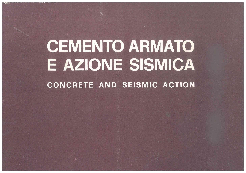Cemento armato e azione sismica