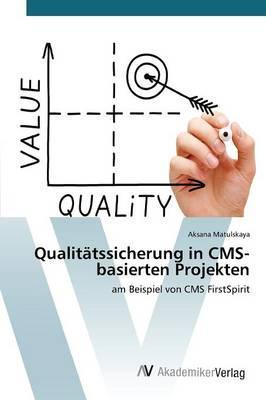 Qualitätssicherung in CMS-basierten Projekten