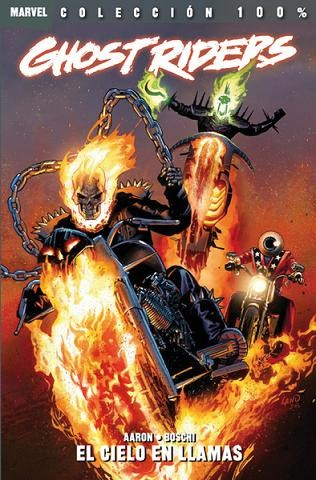 100% Marvel: Ghost Rider 8