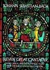 Eleven Great Cantata...