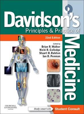 Davidson's Principles and Practice of Medicine, With STUDENT CONSULT Online Access, 22nd Edition