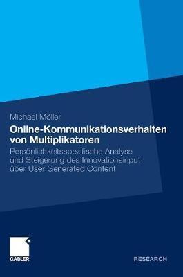 Online-kommunikationsverhalten von multiplikatoren