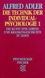 Die Technik der Individualpsychologie