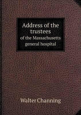 Address of the Trust...