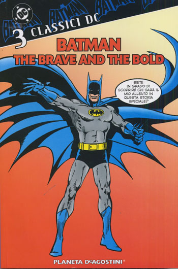 Batman the Brave and the Bold vol. 3