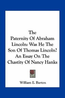 The Paternity of Abraham Lincoln