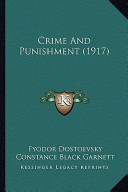 Crime and Punishment (1917) Crime and Punishment (1917)