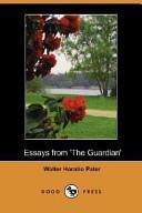 Essays from 'The Guardian' (Dodo Press)