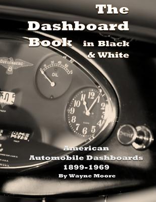 The Dashboard Book in Black & White