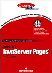 Imparare Javaserver Pages in 24 ore