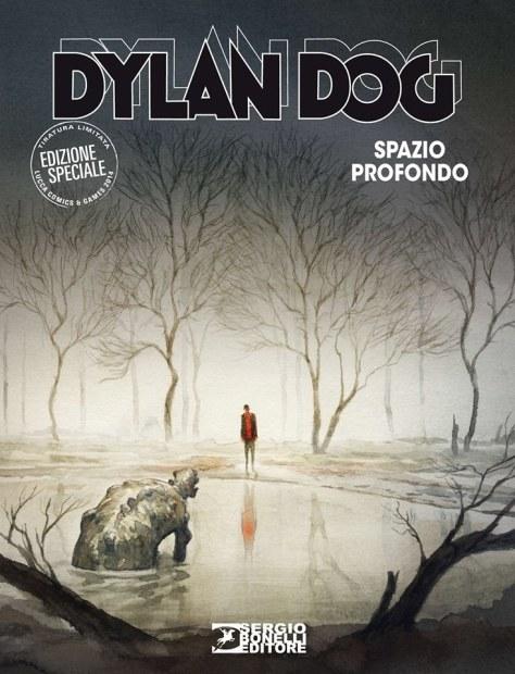 Dylan Dog n. 337 - Variant Lucca Comics 2014