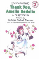 Thank You, Amelia Be...
