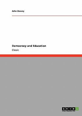 Democracy and Educat...