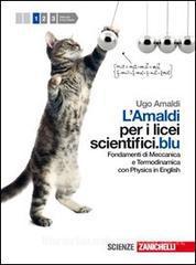 L'Amaldi per i Licei scientifici. Blu. - Vol 1
