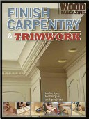 Finish Carpentry and Trimwork