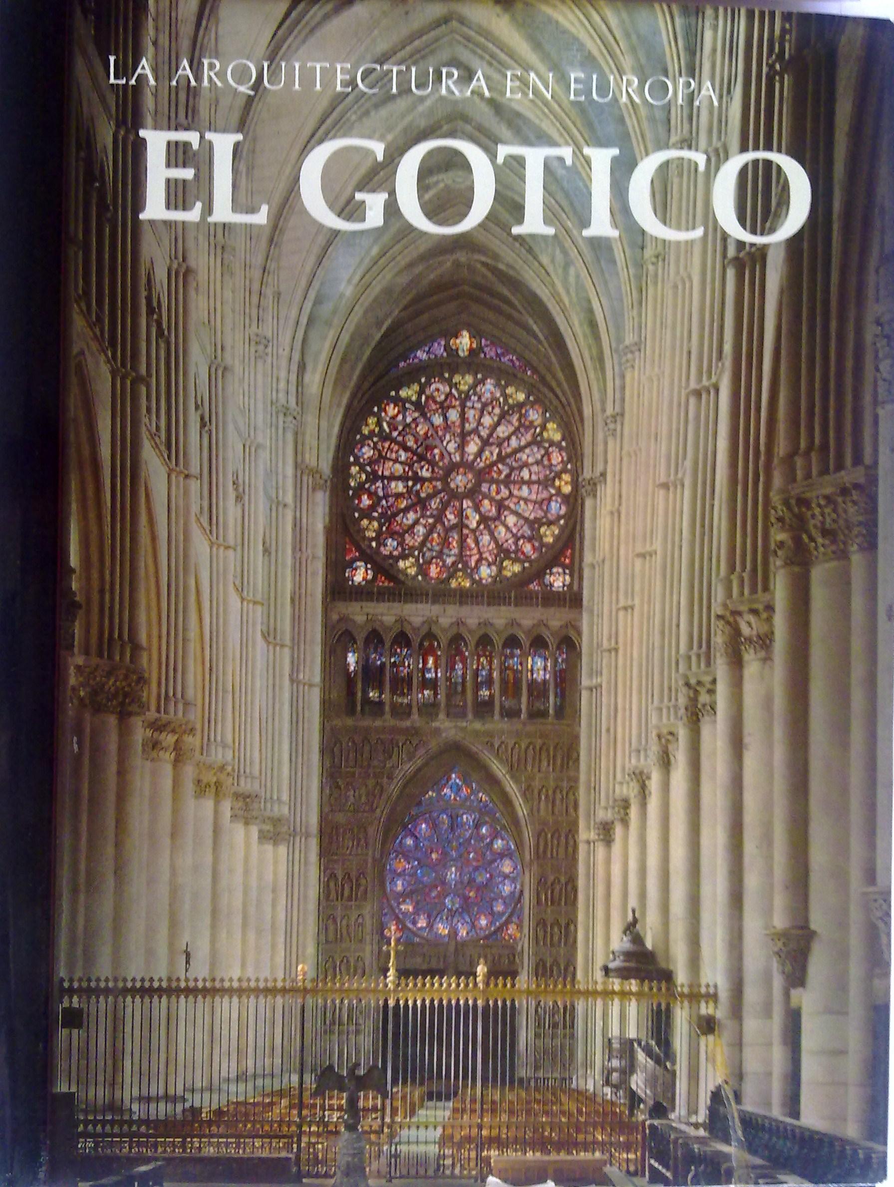 Arquitectura del gótico en Europa