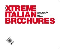 Xtreme Italian Brochures / Graphix Italian Brochures