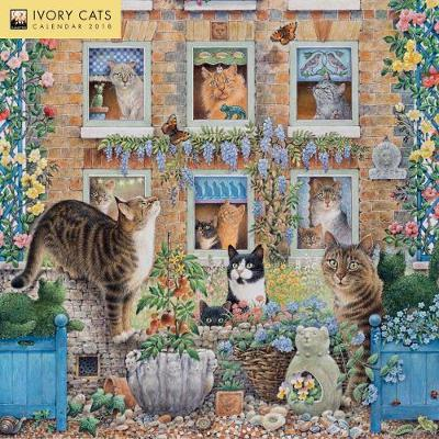 Ivory Cats 2018 Cale...