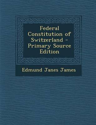 Federal Constitution...