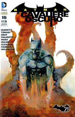 Batman Il Cavaliere Oscuro, n. 15