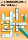 Mit Kreuzwortratseln Deutsch Lernen fur Anfanger