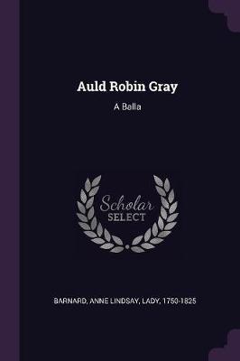 Auld Robin Gray