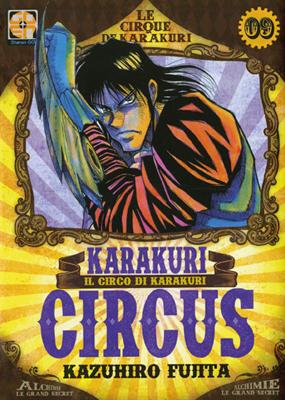 Karakuri Circus vol. 9