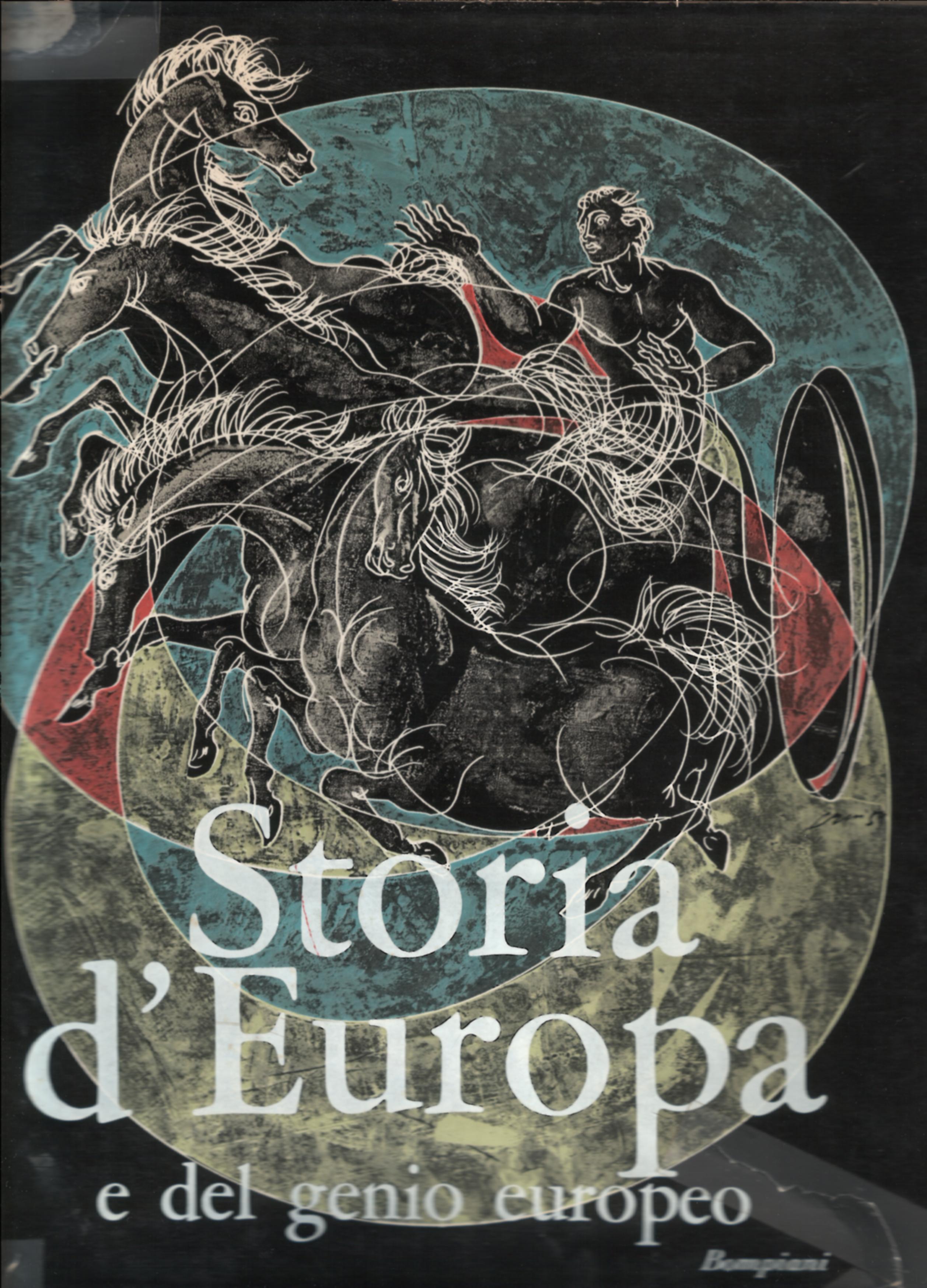 Storia d'Europa e del Genio Europeo