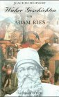 Wahre Geschichten um Adam Ries