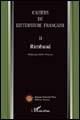 Cahiers de littérature française. Vol. 2: Rimbaud.
