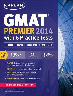 Kaplan GMAT Premier 2014