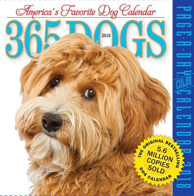 365 Dogs 2018 Calend...