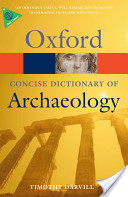 Concise Oxford Dictionary of Archaeology