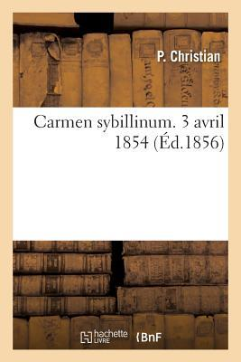 Carmen Sybillinum, 3...