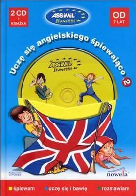 Album Angielskiego 2 L+CD