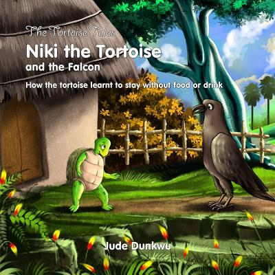 The tortoise tales Niki the tortoise and the falcon