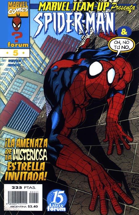 Marvel Team-Up Vol.1...
